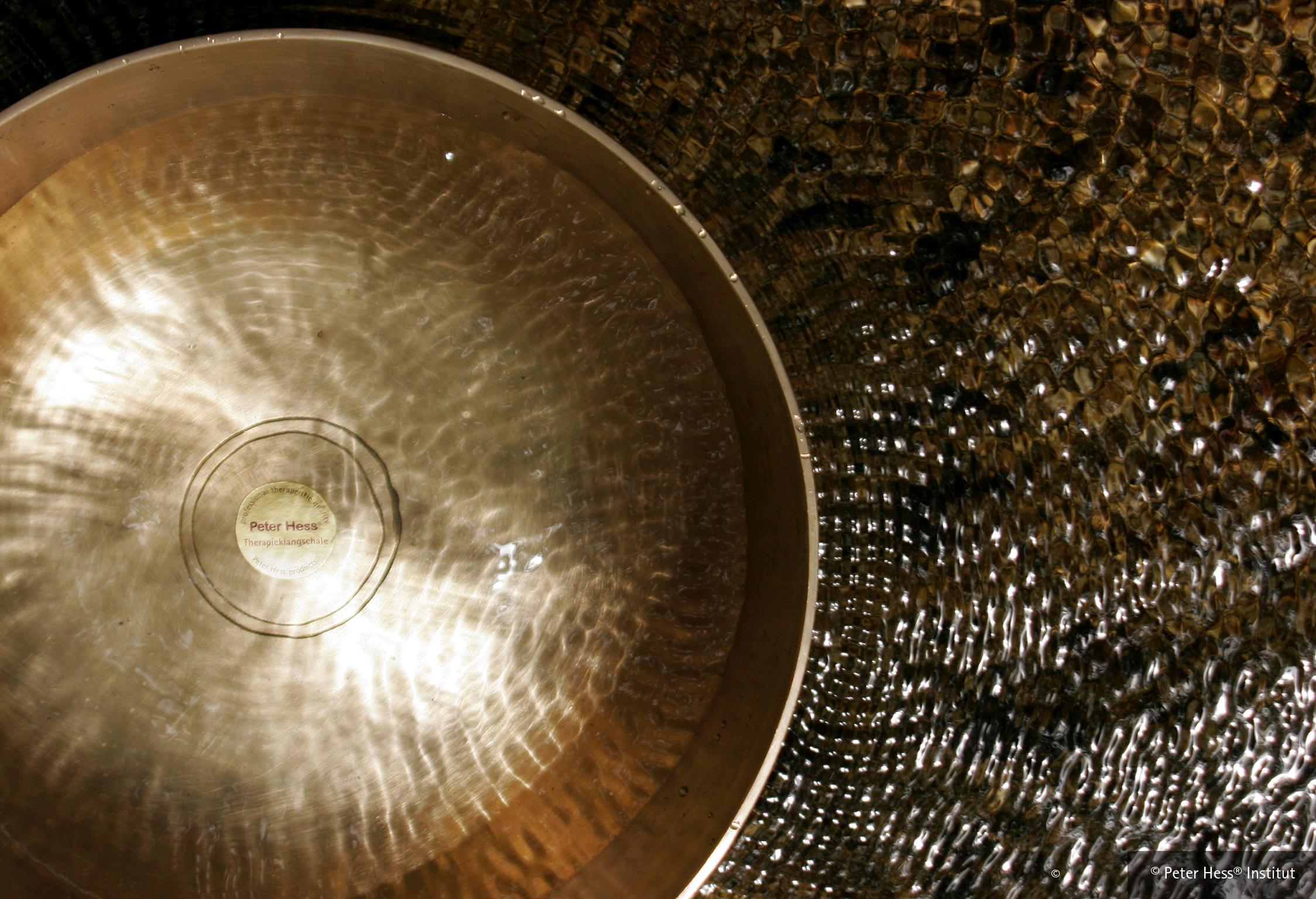 KlangKlangschale Wasserschale