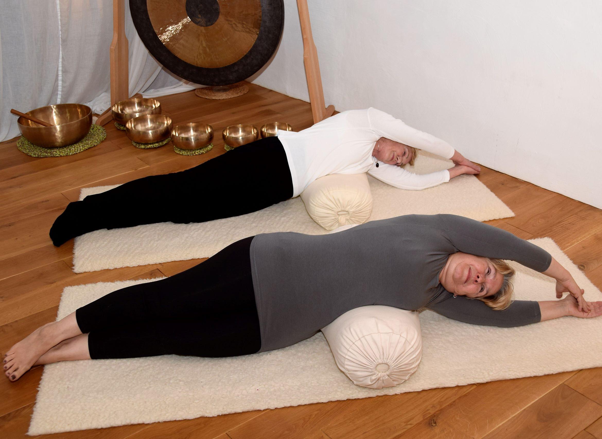 Yin Yoga Asana